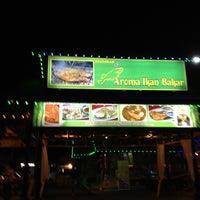 Photo taken at Aroma Ikan Bakar by Bar Yau on 6/8/2013