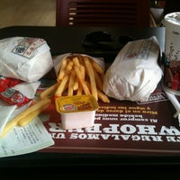 Photo taken at Burger King Golf San Juan by David B. on 4/18/2013
