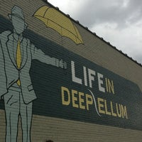 Photo taken at Life In Deep Ellum by Brad M. on 7/17/2013