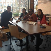 Photo taken at Mayer Campus Center, Tufts University by Amanda Y. on 4/26/2014