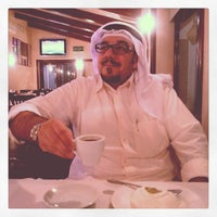 Photo taken at Abdulwahab Lebanese Restaurant مطعم عبد الوهاب by Yahya B. on 6/1/2013