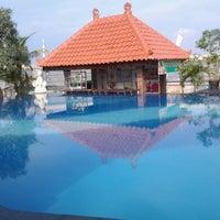 Photo taken at Teratai Swimming Pool by sinta p. on 3/9/2013