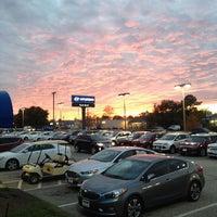 Photo taken at Bob Bell Ford Hyundai Kia by Bob Bell Ford Hyundai Kia on 4/24/2014