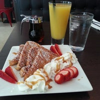 Photo taken at FL Café by Chan on 5/10/2013