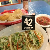 Photo taken at Wahoo's Fish Taco by Steven D. on 6/11/2013