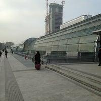 Photo taken at Stazione Torino Porta Susa by Carlo V. on 1/29/2013