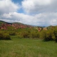 Photo taken at Roxborough State Park by David H. on 5/28/2016