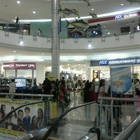 Photo taken at KCC Mall of Gensan by Marz B. on 9/23/2012