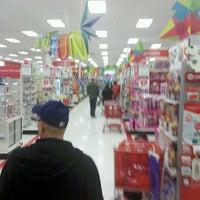 Photo taken at Target by James R. on 12/16/2012