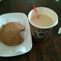 Photo taken at Kotowa Coffee House by Jorge C. on 1/23/2013