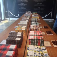 Photo taken at Mast Brothers Chocolate Factory by Mike S. on 7/21/2013