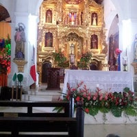 Photo taken at Iglesia Santa Librada by Ovidio G. on 7/15/2014