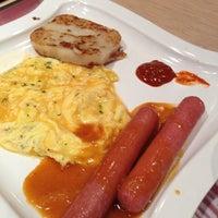 Photo taken at Café de Coral 大家樂 by Chan R. on 8/2/2013