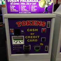 Photo taken at Chuck E. Cheese's by David A. on 5/4/2013