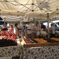 Photo taken at Fort Mason Farmers' Market by Bay Area D. on 6/2/2013