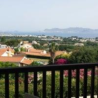Photo taken at Aegean View Aqua Resort by Natasja M. on 6/18/2014
