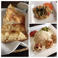 Photo taken at Hanci Turkish Cuisine by honeywhatscooking.com on 9/30/2014