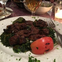 Photo taken at Turkish Cuisine by Tracy L. on 11/15/2015