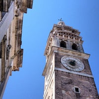 Photo taken at Chiesa di Santa Maria Formosa by Anton N. on 7/6/2013