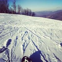 Photo taken at Belleayre Mountain Ski Center by Michael D. on 12/28/2013