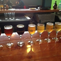 Photo taken at Hair of the Dog Brewery & Tasting Room by Dave B. on 12/28/2012