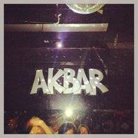 Photo taken at Akbar by Peter H. on 3/16/2013