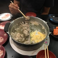 Photo taken at Shabushi by Siwaporn T. on 10/2/2016