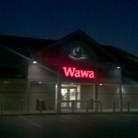 Photo taken at Wawa by Steve b. on 2/24/2013