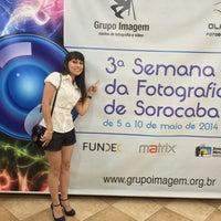 Photo taken at Grupo Imagem Nucleo de Fotografia by Tatiana F. on 5/6/2014