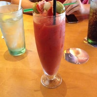 Photo taken at Olive Garden by Elizabeth B. on 6/21/2014