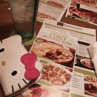 Photo taken at Olive Garden by Catherine Grace F. on 4/1/2016
