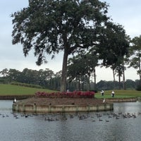 Photo taken at TPC Sawgrass by Mike H. on 11/17/2012