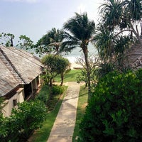 Photo taken at Layana Resort & Spa by Ray W. on 7/23/2014