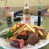 Photo taken at Republic Restaurante by Jose Mauricio S. on 6/28/2014