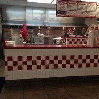 Photo taken at Five Guys by Diane W. on 7/21/2013