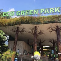 Photo taken at Eco Green Park by Redy D. on 4/4/2016