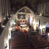 Photo taken at Sv. Marijas Magdalēnas baznīca by Nauris on 12/19/2015