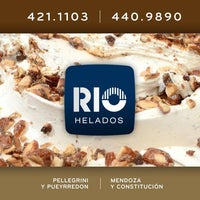 Photo taken at Rio Helados by RIO HELADOS on 5/5/2014