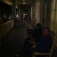 Photo taken at Tarpon Inn by Craig D. on 3/12/2013