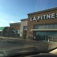 Photo taken at LA Fitness by Zach B. on 1/11/2016