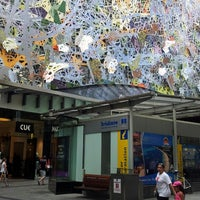 Photo taken at Brisbane Visitor Information Centre by Monkey K. on 4/10/2013