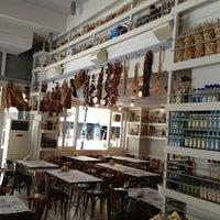 Photo taken at Φουλ του μεζέ by Filothea on 7/21/2013