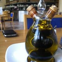 Photo taken at Biella - Italian Ristorante Café by Samo A. on 6/13/2013