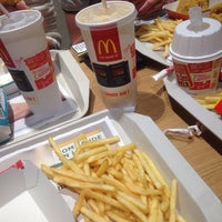 Photo taken at McDonald's by Manon C. on 11/1/2014