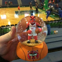 Photo taken at Maine Red Claws by Crystal K. on 12/20/2014
