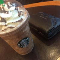 Photo taken at Starbucks by Napatsorn on 8/28/2016