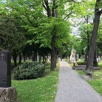 Photo taken at Ondrejský cintorín by Slavomír S. on 4/19/2016