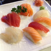 Photo taken at Forum Sushi by Ethan T. on 3/17/2014