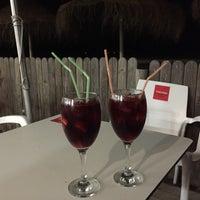 Photo taken at Cafe Bar La Cabra II by Christa V. on 9/27/2016