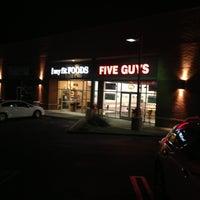 Photo taken at Five Guys by Diane P. on 11/8/2012
